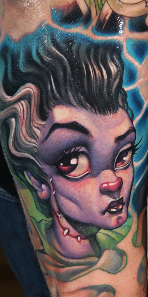 FAMILY ART TATTOO VICTOR CHIL – CRTIETDKYDEKD