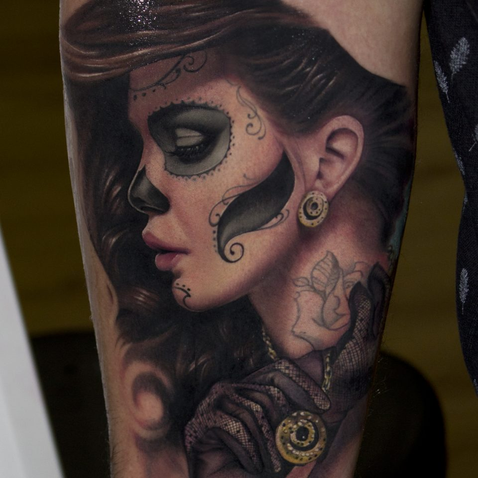 FAMILY ART TATTOO VICTOR CHIL – catrinaluxe